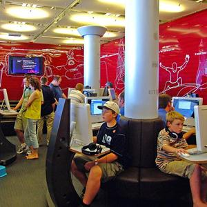 Интернет-кафе Кувандыка