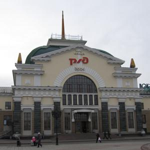 Железнодорожные вокзалы Кувандыка